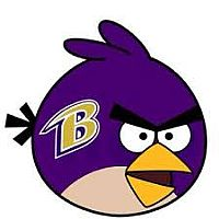 Angry Birds team badge