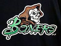 Boners team badge