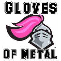 Gloves of Metal team badge