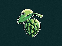 Humulus Hop team badge