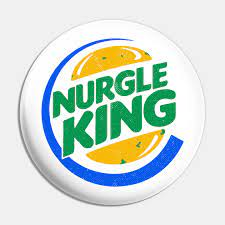 Nurgle King team badge